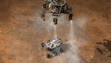NASA Mars Rover Project